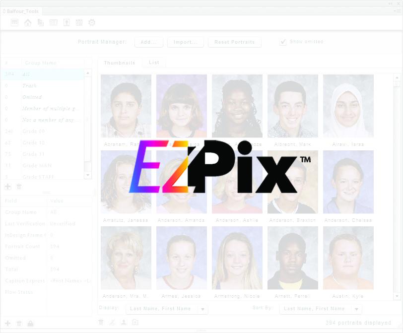 EXPix Portaits